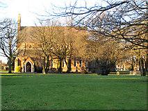 SD9201 : Holy Trinity Church by David Dixon