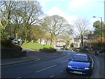 SK0573 : Terrace Road, Buxton by Benjamin Hopkins