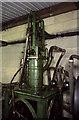SP4549 : Steam engine, Bygones Museum, Claydon by Chris Allen