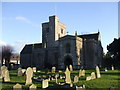 ST4286 : Church of St Mary the Virgin, Magor by John Lord