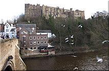NZ2742 : Durham Castle by wfmillar