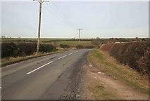 SK7369 : Tuxford road by roger geach