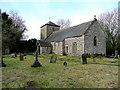 SO3409 : St. Michael's church, Llanvihangel Gobion by Jonathan Billinger