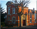 TQ3194 : Former postal sorting office, Winchmore Hill, N21 by Julian Osley