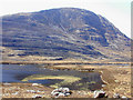 NG9251 : Lochan Domhain by Nigel Brown
