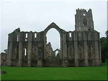 SE2768 : Fountains Abbey by JThomas