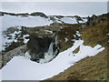 NY3012 : Frozen Waterfall by Michael Graham