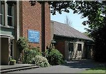 TQ1090 : St Edmund the King, Northwood Hills & Church Hall by John Salmon