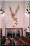 TQ1090 : St Edmund the King, Northwood Hills - Interior by John Salmon