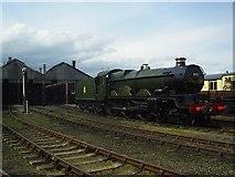 SU5290 : GWR Castle Class 5051 Earl Bathurst by Ashley Dace