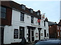 TQ6159 : The George & Dragon public house, Wrotham by Stacey Harris