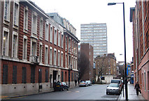 TQ3282 : The north side of Lever Street, London EC1 by Andy F