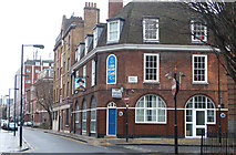 TQ3282 : 'Lord Nelson Court' converted pub, Lever Street, London EC1 by Andy F
