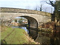 SD5383 : Bridge 164, Lancaster Canal by Michael Graham