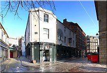 NZ2463 : The Forth Public House, Pink Lane by Andrew Curtis