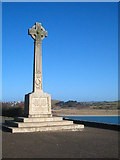 SW9276 : Padstow War Memorial by Rod Allday