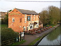 SP4164 : The Two Boats Pub, Long Itchington, Southam by canalandriversidepubs co uk