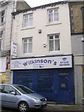 SE0641 : Wilkinson's Fish & Chips - Low Street by Betty Longbottom