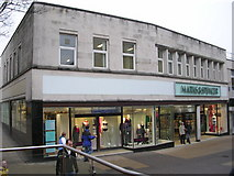 SE0641 : Marks & Spencer - Low Street by Betty Longbottom