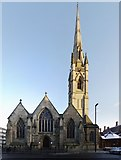 NZ2463 : St Mary's Cathedral, Clayton Street West by Andrew Curtis