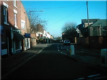 SK3436 : Edward Street from Duffield Road-King Street (A6), Derby by Eamon Curry