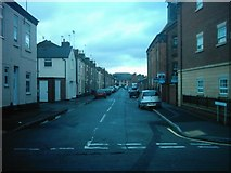 SK3336 : Manchester Street from Surrey Street, Derby by Eamon Curry