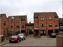 SP2055 : Modern housing by Colin Craig