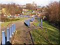 SD7806 : Cycleway by David Dixon