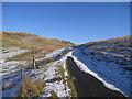 SN7668 : Teifi pools road by Rudi Winter