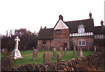 SK4338 : All Saints, Dale Abbey, Derbyshire by nick macneill