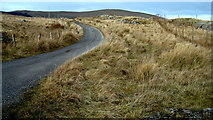 G7183 : Road near Balbane by louise price