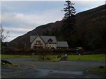 NN2904 : Glenloin House, Arrochar by Stephen Sweeney