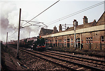 SD4970 : Steam at Carnforth station by Ian Taylor
