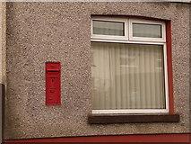 SS8591 : Maesteg: postbox № CF34 11, Castle Street by Chris Downer