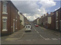 SK3336 : Howe Street from Slack Lane, Derby by Eamon Curry