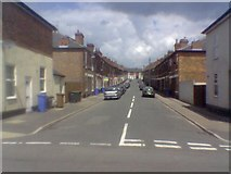 SK3336 : Peach Street from Slack Lane, Derby by Eamon Curry