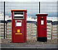 J3778 : Postboxes, Belfast by Rossographer