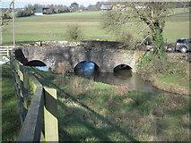N9964 : Ballymagarvey Bridge by C O'Flanagan