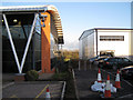 SP3674 : Recent units, Middlemarch business park by Robin Stott