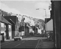 TQ4210 : The old A26 going south, Lewes by nick macneill