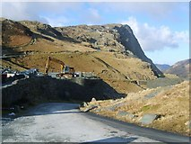 NY2213 : Honister Hause by Michael Graham