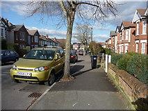 SZ0894 : Bournemouth : Winton - Edgehill Road by Lewis Clarke