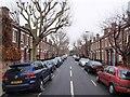 TQ2776 : Odger Street, Battersea by Derek Harper