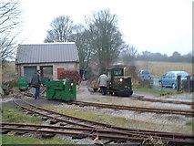 SK2855 : Steeple Grange Light Railway by JThomas