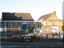 TQ4077 : Sherington Primary School (2) by Stephen Craven