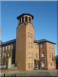 SK3536 : Silk Mill Museum, Silk Mill Lane, Derby by Eamon Curry