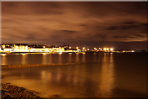 J5182 : Ballyholme Bay at night by Rossographer