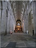 SU4829 : The Great Nave - Winchester by Given Up