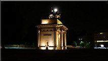 TQ2879 : Wellington Arch at Hyde Park Corner, London by Paul Leonard