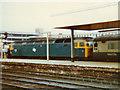 SE5703 : Northbound Inter-City at Doncaster by Stephen Craven